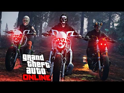 HARİKA MOTOR ÇETESİ! (GTA 5 Online Bikers DLC)