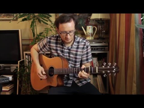 Vlad Isaev – It's Never Too Late (Tommy Emmanuel cover)