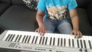 Tum hi ho song by Aryan Roy Chaudhary(Keyboard)