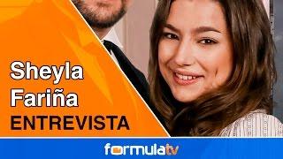 Así reaccionó Sheyla Fariña al saber que Manuela moría en 'Acacias 38'