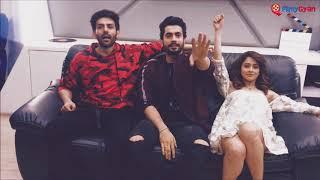 3 Seconds Challenge Ft. Kartik Aryan, Nushrat Bharucha and Sunny Singh | Aftab Khan