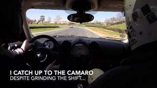 MINI Countryman Track Summit Point - Camaro Highlight