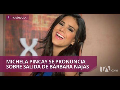 Xxx Mp4 ¿Existe Enemistad Entre Michela Pincay Y Bárbara Najas Jarabe De Pico 3gp Sex