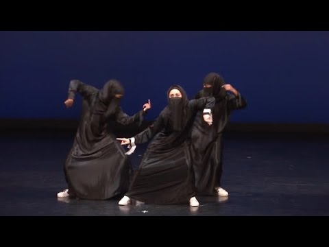 Xxx Mp4 Hijab Wearing Dance Group Brings People Together Through Hip Hop 3gp Sex