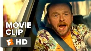 Mission: Impossible - Rogue Nation Movie CLIP - Spin Cycle (2015) - Simon Pegg Action Movie HD