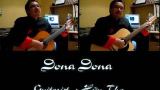 Donna Donna .Guitar cover