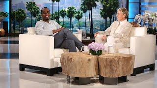 Diddy Talks About His Name