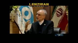 "Arrest of Ali Akbar Salehi servant in TV program Bi Taarof"""