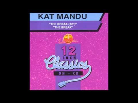 "DISC SPOTLIGHT ""The Break"" '85 Remix by Kat Mandu 1993"