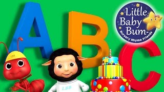 ABC Phonics | Part 2 | LBB Alphabet! | Nursery Rhymes | By LittleBabyBum!