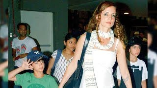 Sussanne Khan spotted with Hrithik