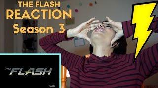 THE FLASH Season 3 Episode 1 REACTION!