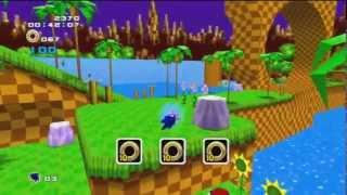 Sonic Adventure 2 HD - Green Hill Zone (A-Rank & Casual Run)