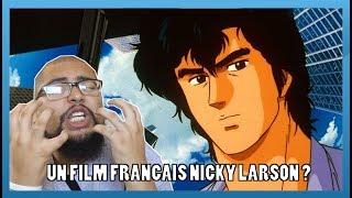 UN FILM FRANÇAIS NICKY LARSON / CITY HUNTER ?