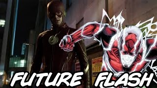 New Future Flash Suit Explained | The Flash 3x19 Promo Breakdown | The Once and Future Flash