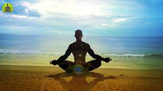 1 Hour Peaceful Meditation Music l Positive Motivating Energy l Relax Mind Body