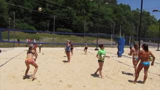 JVA Coach to Coach Video of the Week: Beach Passing and Setting Drills
