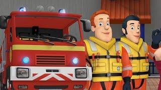 Brandmand Sam Dansk | På jagt efter de forsvundne mønter 🔥 30 minutter samling | Tegneserie til Børn