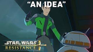 "An Idea- ""The Triple Dark"" Preview | Star Wars Resistance"