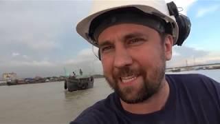 Chittagong, Bangladesz lipiec 2017 - krótki vlog z podróży