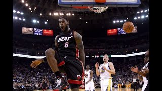 LeBron James -