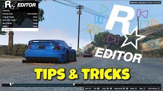 GTA 5 PS4 Rockstar Editor Tutorial: The Main Tips and Tricks
