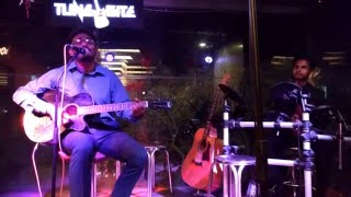 Mon Majhi Khobordar by Zahid Pintu ( cover )