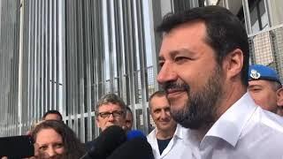 🔴 Matteo Salvini: «Non solo Spoleto, ho ritenuto mio dovere visitare tutte le carceri umbre...»
