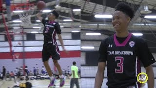 Anfernee Simons Is Having A Breakout Summer! Best Shooter In The Country!?