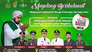 Magelang Bersholawat Bersama Habib Syech Abdul Qodir Assegaf - Kab. Magelang