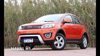 Haval H1 Elite - Test - Matías Antico - TN Autos