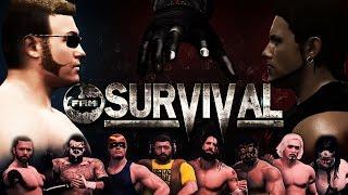 WWE 2K - FaM Survival