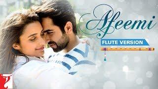 Flute Version: Afeemi | Meri Pyaari Bindu | Sachin-Jigar | Kausar Munir | Vijay Tambe