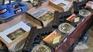 GLOCK 19 FULL UPGRADE POWER SADIS
