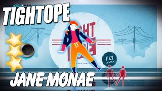 [Just Dance 3] Tightrope - Janelle Monae Gameplay Video