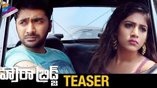 Howrah Bridge Telugu Movie Teaser | Rahul Ravindran | Chandini Chowdary | Latest 2017 Movie Trailers
