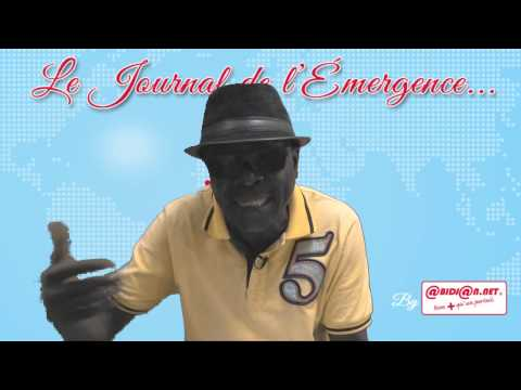JT de l'Emergence / Gestion de Gadji Celi au BURIDA, requête de la CNC, l'analyse de Gbi