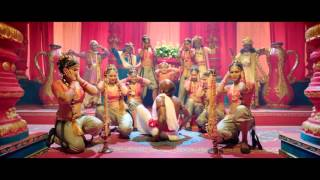 Raangu theri bluray full video song