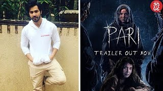 Varun Dhawan Gives A Glimpse Of His Film