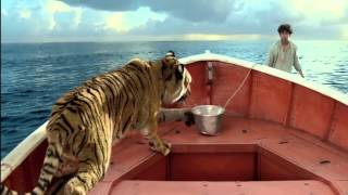 Life of Pi - 'Creating Richard Parker' Featurette - In Cinemas Now