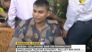 Bangladesh imposes ban on use of mobile phone for Rohingyas