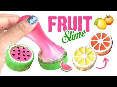 Xxx Mp4 DIY COLOR CHANGING Fruit Slime Easy Summer DIY Slime Hacks 3gp Sex