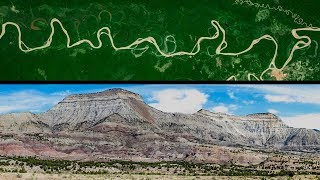 What rivers can tell us about the earth