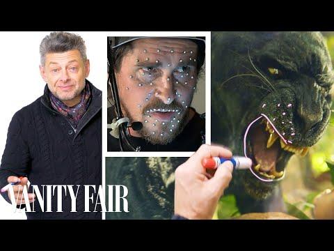 Andy Serkis Explains Christian Bale s Motion Capture Performance in Mowgli Vanity Fair