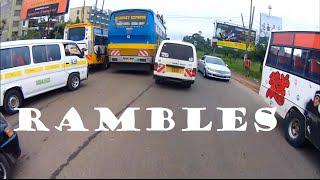 Ride By Nairobi Stories: University, TV Shows, Exams