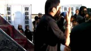 Mir Hasan Mir, Kohraam Mach Gaya, 22nd Safar Rizvia Imambargha