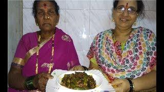 Bhendi Masala Easy Village Style Recipe | Ladies Finger Recipe