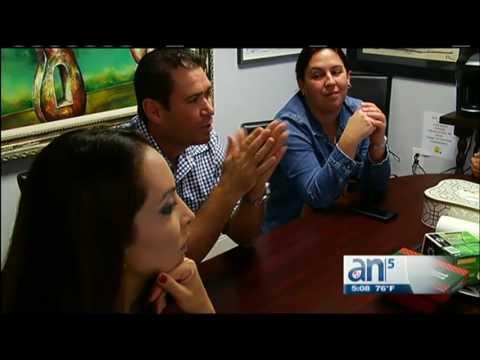 Matrimonio cubano siguen detenidos en Centro para Emigrantes desde el domingo  - América TeVé