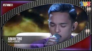 Muzik Muzik 31  | Aiman Tino - Ku Rela Dibenci  | Semi Final