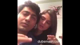 Dev & Srabonti Funny Dubsmash Video || Tollywood Bangla